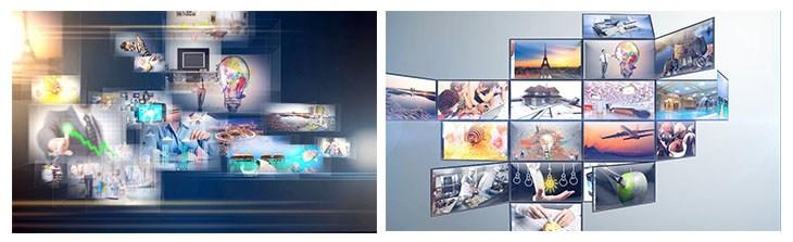 Заставки для видео из фотографий